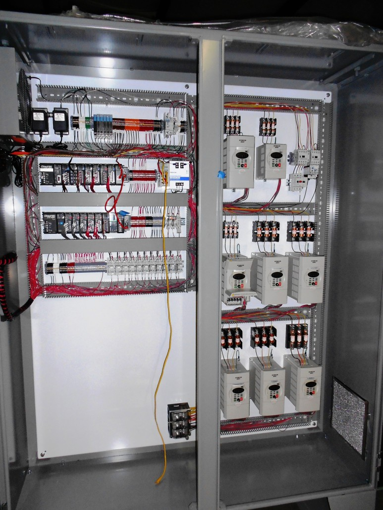 Custom Solutions Systems Contols Electrical Wiring Made Easy Here Are Just Some Of The That We Have Done And Can Do For You Able To Customize Whole Process So Your Job Is Easier